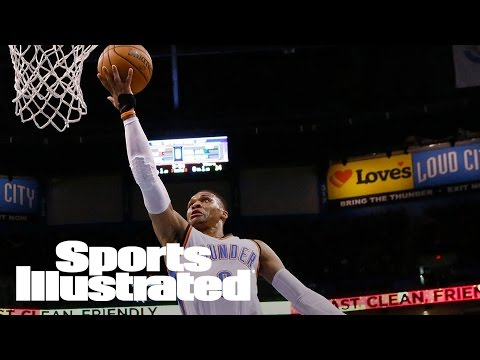 Russell Westbrook Records NBA's First Perfect Triple-Double | SI Wire | Sports Illustrated