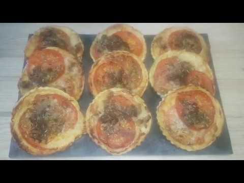 tartelettes-tomates-mozza-/-recette-facile