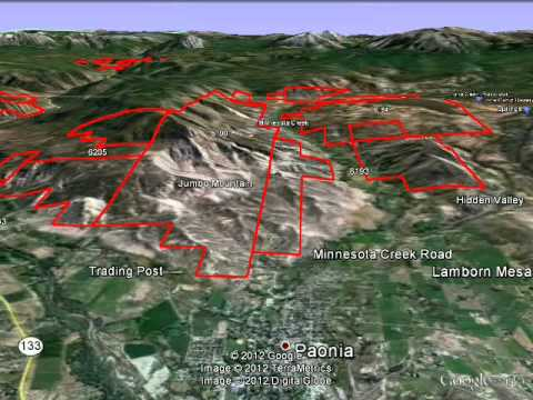 30,000 Acres Proposed for August 2012 Oil/Gas BLM Lease Sale - Narrated