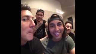 Pierce The Veil's Facebook Live Chat: Thursday, September 1st, 2016
