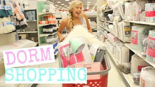 DORM SHOP WITH ME