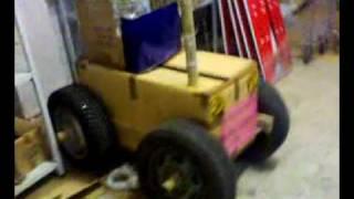 Картонный трактор 2 Mp4