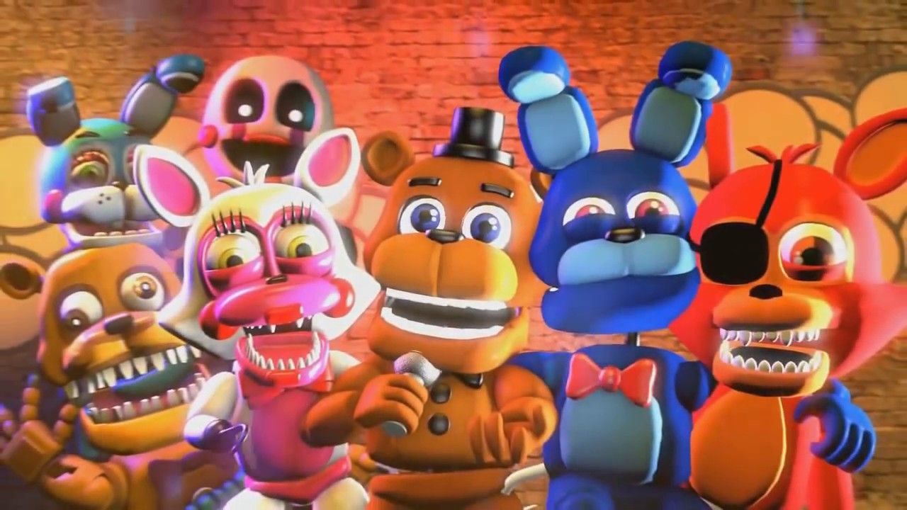 Five Nights At Freddy's Bonnie Animated the sexiest anime bonnie animations in five nights at freddy's