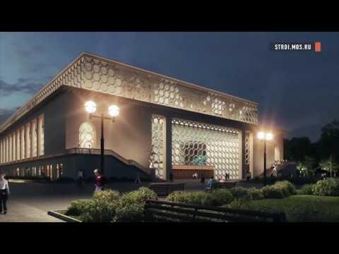 Воссоздание бассейна «Лужники»: аквапарк, крыша-трансформер и фитнес-центр