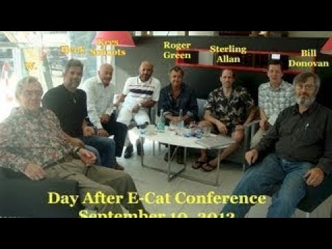 Interview with E Cat Distributor License Broker, Roger Green with Image Overlays