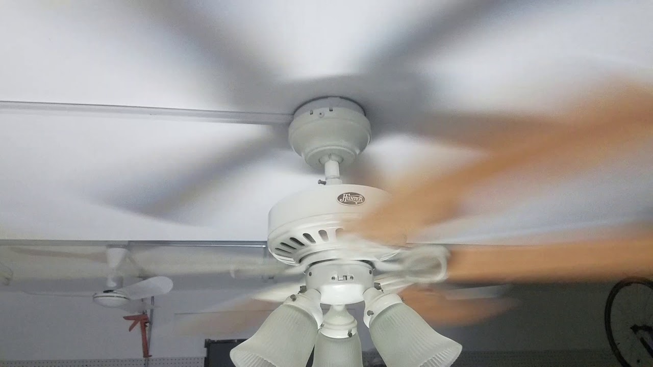 Hunter beacon hill ceiling fan youtube hunter beacon hill ceiling fan mozeypictures Gallery