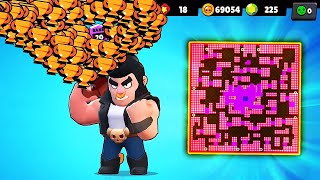 BULL NONSTOP to 500 + DREAM MAP! // BrawlStars