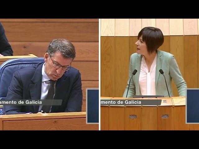 Intervención completa de Ana Pontón no debate de investidura de Feijóo