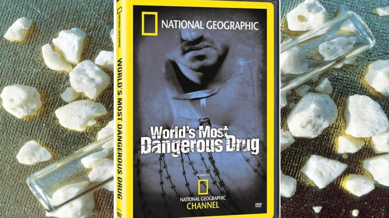 Documental •La Droga más Peligrosa del Mundo• «National Geographic» Español/Castellano