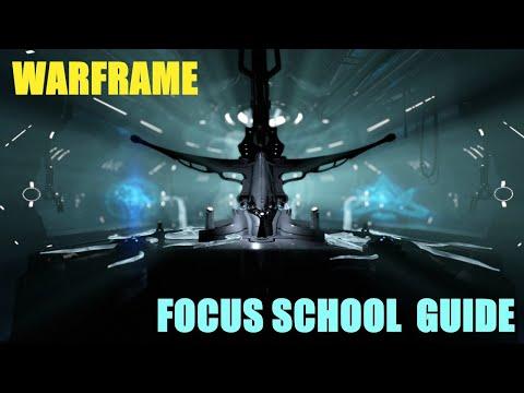 Warframe Focus Schools - Detailed Breakdown