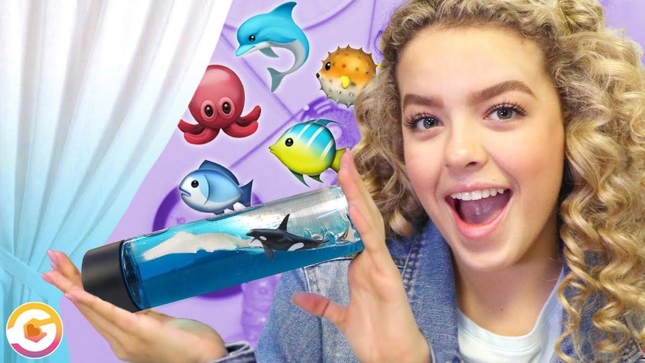 Fun Indoor Activities For Kids Diy Ocean Room Decor Hacks Youtube