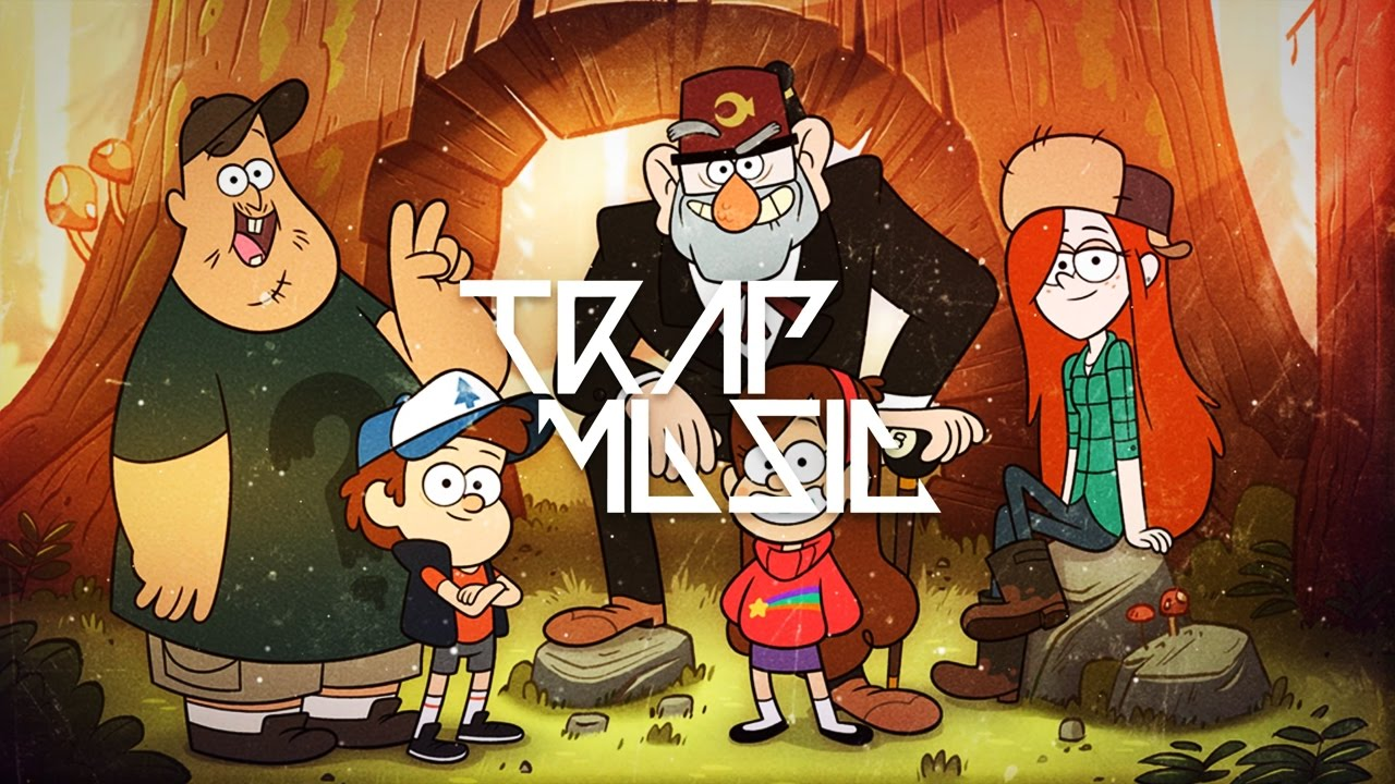Gravity Falls Wallpaper Dipper Gravity Falls Theme Song Remixmaniacs Trap Remix Youtube
