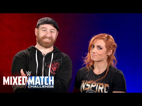 Sami Zayn & Becky Lynch to compete for UNICEF in WWE Mixed Match Challenge