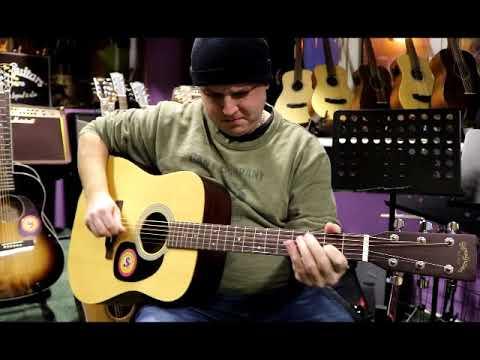 Martin D-16RGT versus Sigma Guitars DR-ST
