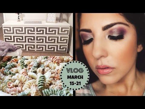 Honeybee Vlog Cam: IKEA Dresser Hack/DIY, Mama Bee's Tuna Pasta Salad Recipe