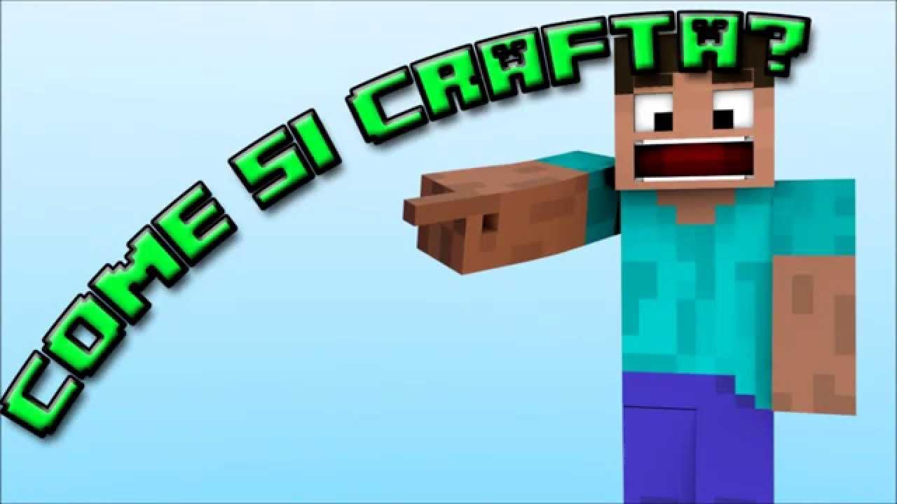 Cancello Di Legno Minecraft : Come si crafta? assi di legno wood plank youtube