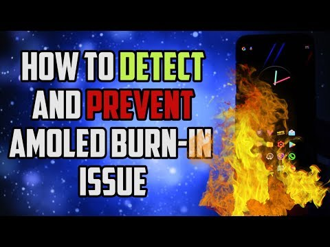 How To DETECT & PREVENT BURN-IN ON A SCREEN