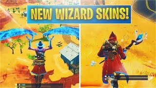 *NEW* Castor/Elmira Skins + Magic Wings Glider & SpellSlinger Pick! (Fortnite)