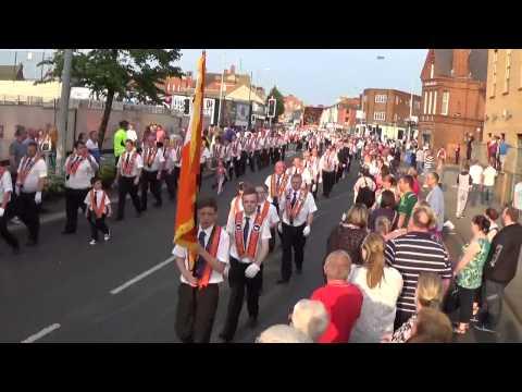 1st July 2015 Parade - East Belfast - Part 1