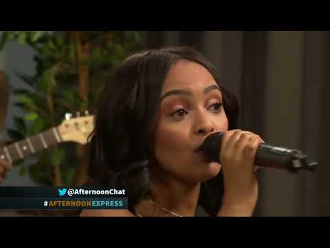 Angifuni - Paxton Ft BassMint on Afternoon Express Live