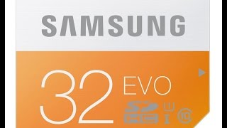 speed test micro sd samsung class 10 on sony xperia z3 compact ita