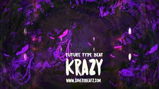 [SOLD] Future Hndrxx Ft. ATL Jacob - Krazy | The Wizrd Type Beat 2019 - 2020 | Instrumental