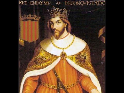 JAIME I, EL CONQUISTADOR (Año 1208) Pasajes de la historia (La rosa de los vientos)