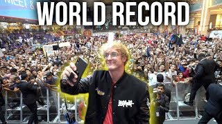 THE LOGANG MADE HISTORY. LOL. AGAIN.