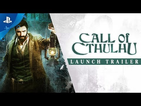 Call of Cthulhu - Launch Trailer | PS4