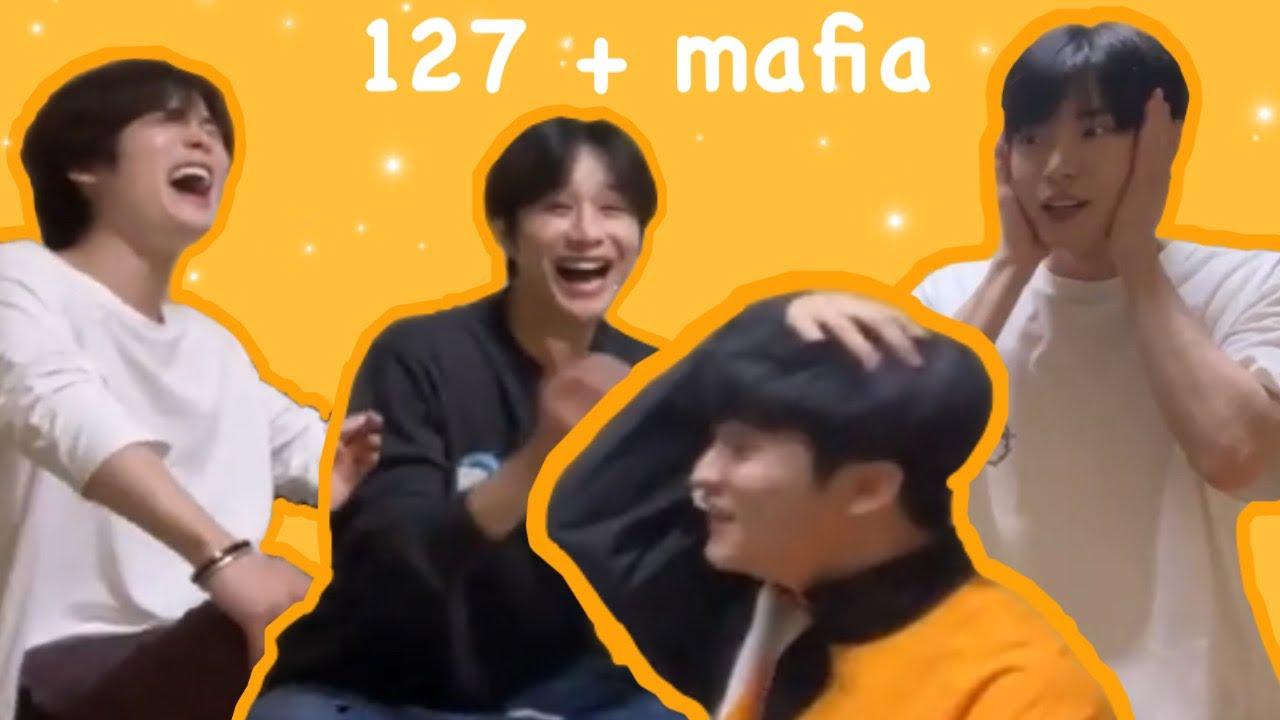 so 127 played mafia again...