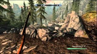 HD PVR Gaming Edition Quality Test-Skyrim Gameplay