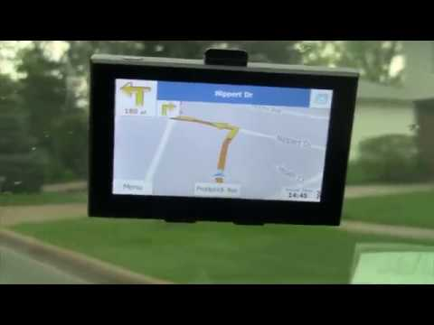 Low Cost GPS For Your Car With Many Options Sold On Amazon  By GHS