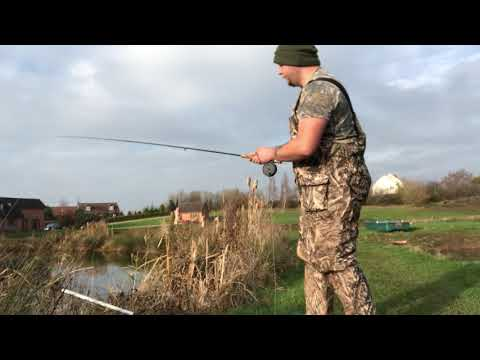 Fly Fishing Bransford Worcestershire