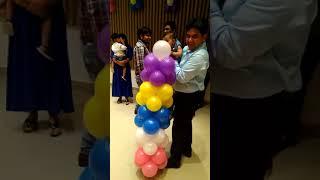 Baby lifting balloons!!!