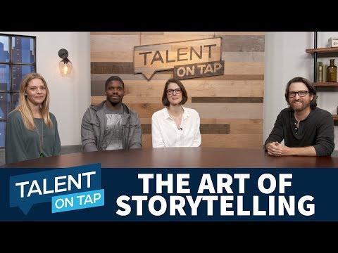The Art of Story Telling | Talent on Tap