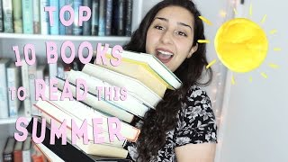 Top 10 Books To Read This Summer!