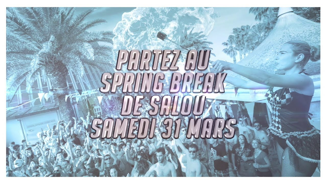 FunBreak : Partez au Spring Break de Salou at LOFT Metropolis [31/03/2018]