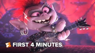 Trolls World Tour Exclusive - First 4 Minutes  2020  | Fandangonow Extras