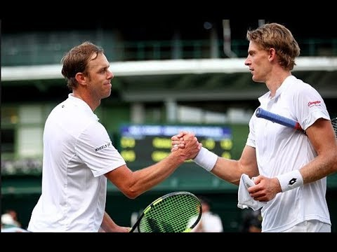 Kevin Anderson vs Sam Querrey | FINAL New York Open 2018 Highlights