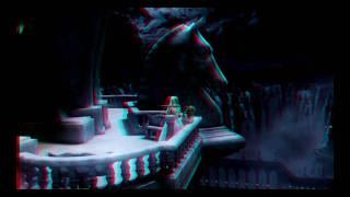 Алиса в стране чудес 3D (анаглиф)