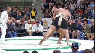 2018 US SUMO OPEN - Heavyweight Highlights