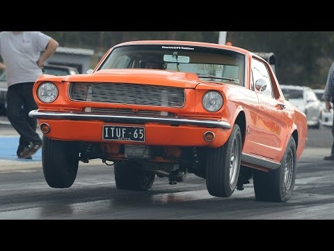 40psi boost turbo Mustang JET