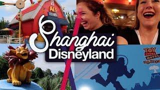 Shanghai Disney 5! Toy Story Hotel & Early Entry!
