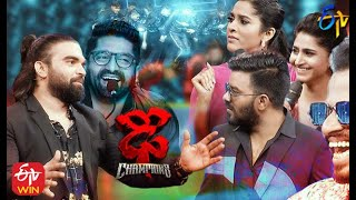 Dhee Champions | 11th November 2020 | Full Episode | ETV Telugu