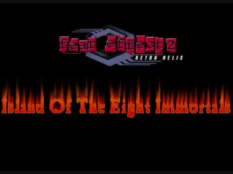 Fear Effect 2 : Retro Helix OST - Island Of The Eight Immortals