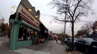 ⁴ᴷ⁶⁰ Walking Tour of The Bronx, NYC : Hudson Hill, Riv…