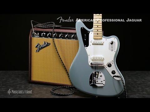 Fender American Professional Jaguar Electric Guitar