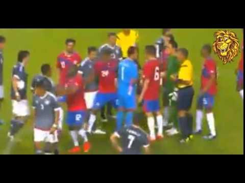 Costa Rica vs Paraguay 26.03.2015 ► Friendly Match 2015
