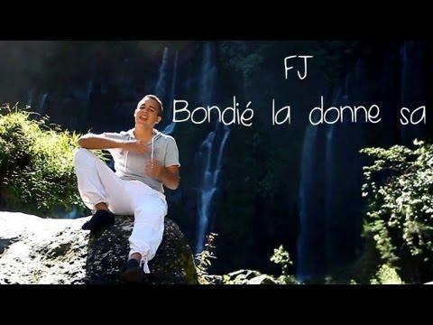 FJ - Bondié la donne sa - Clip HD Officel - 974Muzik