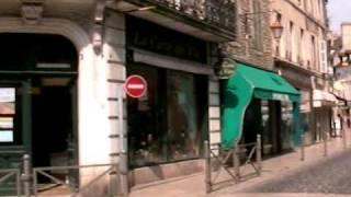 ボーヌの街角より四方眺める20060620 Beaune